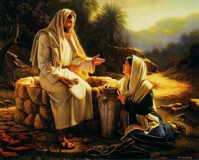Paginetta per i catechisti: Gesù, fonte di acqua viva