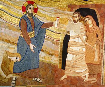 Paginetta per i catechisti: Credo in Gesù, vero uomo e vero Dio