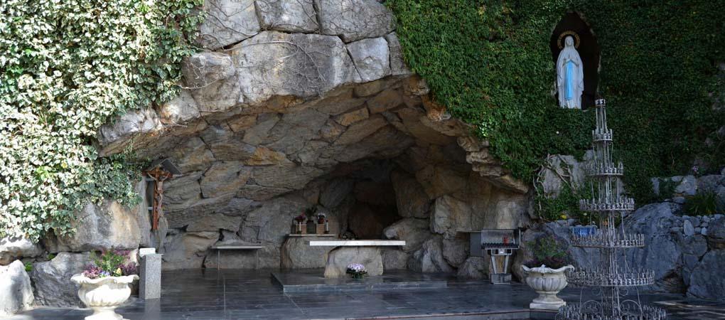 Piccola Lourdes – Cava de'Tirreni