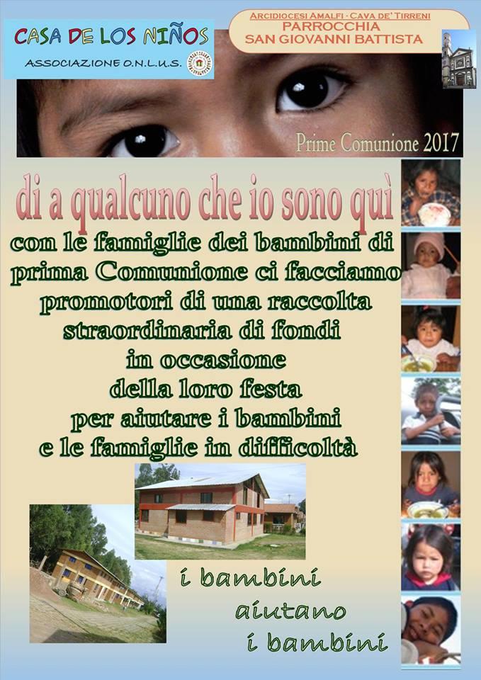 Casa de Los Niños – Parrocchia San Giovanni Battista