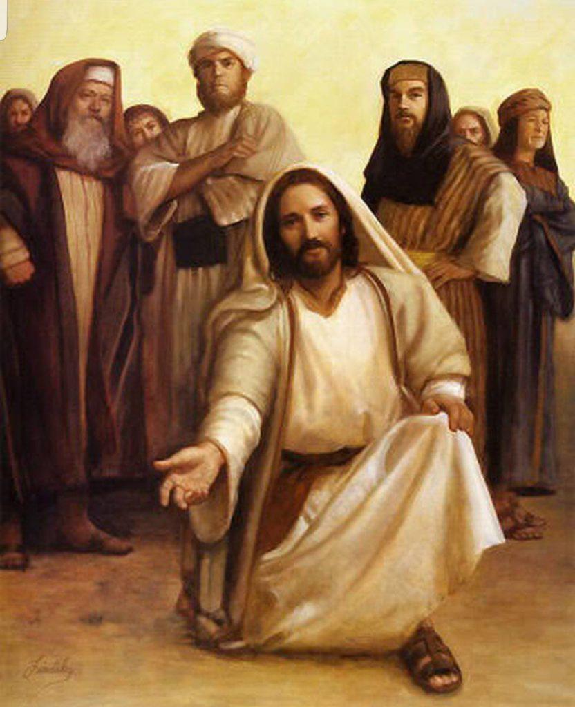 Paginetta per i catechisti: Lasciamo correre Gesù