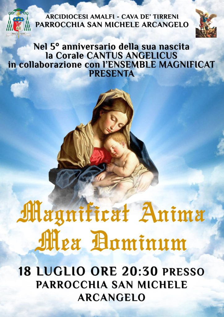 Concerto Magnificat Anima Mea Dominum