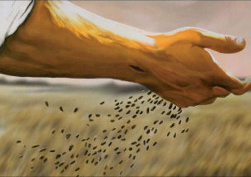 Paginetta per i catechisti: l'ascolto, un tuffo nel mare di Dio!