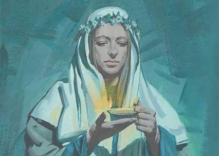 """Paginetta per i catechisti: """"LE NOTTI BIANCHE"""" CON LA LAMPADA ACCESA"""