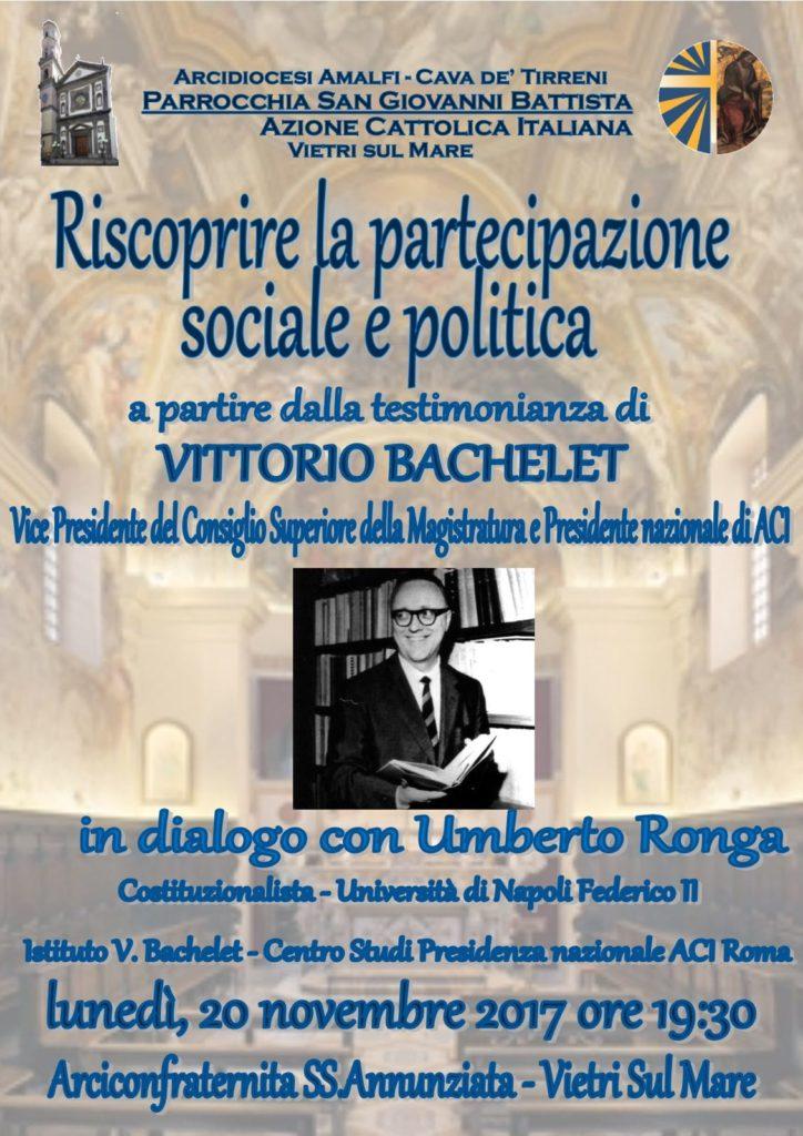 Riscoprire la Partecipazione Sociale e Politica