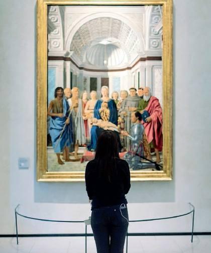 """Paginetta per i catechisti: UNA VISITA """"TUTTA PARTICOLARE"""" AD UN MUSEO """"TUTTO PARTICOLARE"""""""