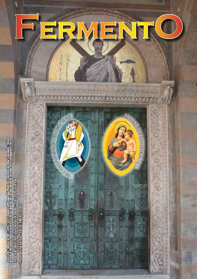 """Mensile socio-religioso dell'Arcidiocesi edito dall'Associazione Culturale """"S. Francesco di Sales"""""""
