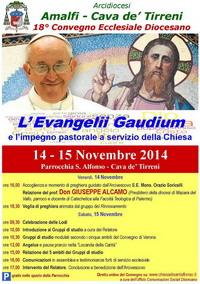 L'Evangelii Gaudium e l'impegno pastorale a servizio della Chiesa