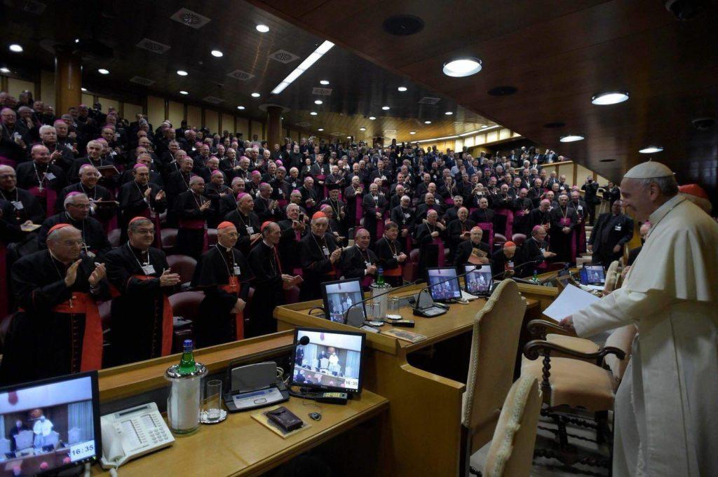 Papa Francesco alla 71esima Assemblea Generale della Conferenza Episcopale