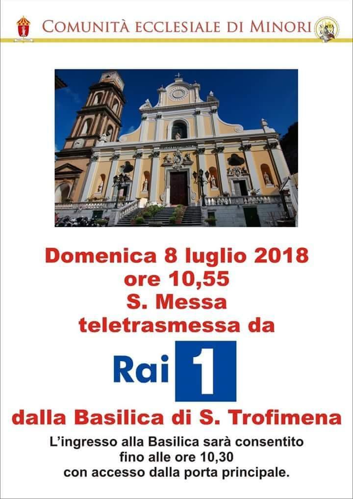 Basilica di S. Trofimena – Comunità Ecclesiale di Minori