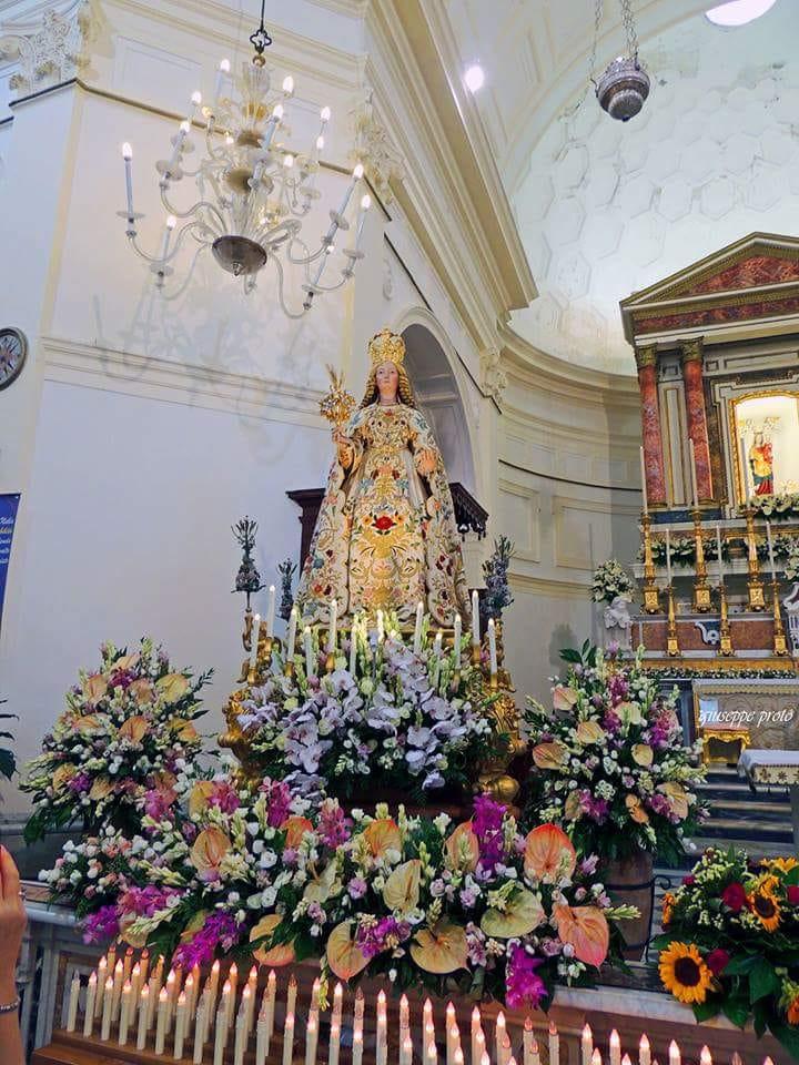 Maiori: Iniziato il mese dedicato a Santa Maria a Mare