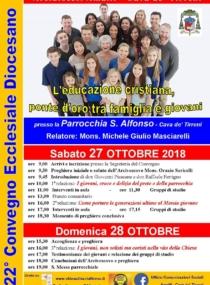 22° Convegno Ecclesiale Diocesano