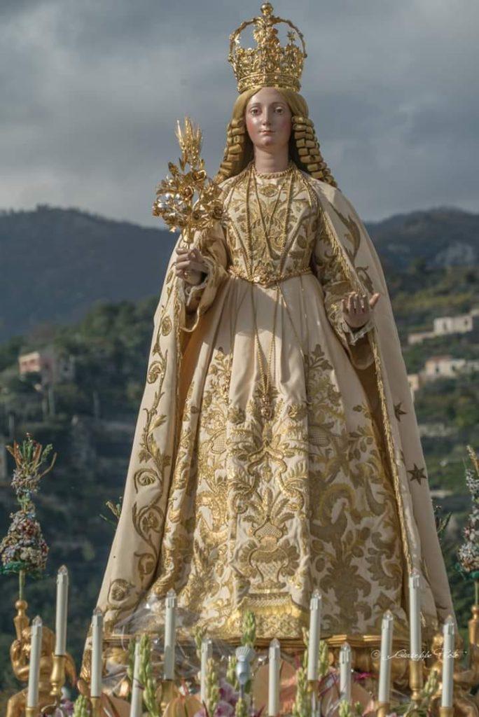 Maiori festeggia S. Maria a Mare, Patrona della Città