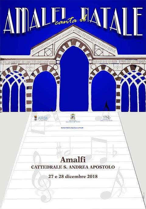 Amalfi canta il Natale – Cattedrale S.Andrea Apostolo Amalfi