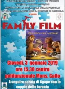 Forania Agerola – Furore Ufficio per la Pastorale della Famiglia Family Film