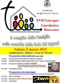 Convegno Catechistico 2019