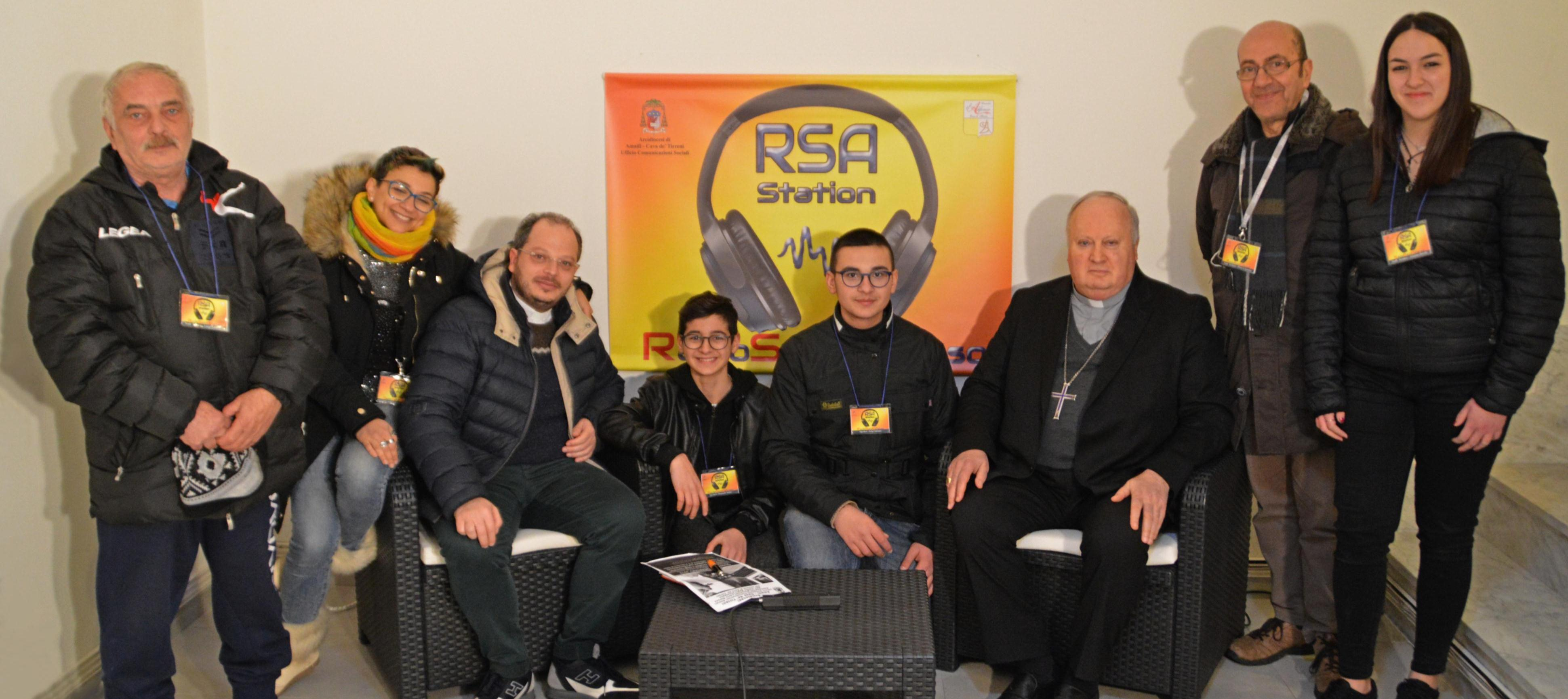 Redazione – RSA Station