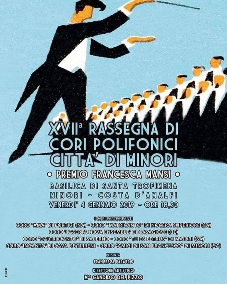 XXII Rassegna di cori polifonici città di Minori