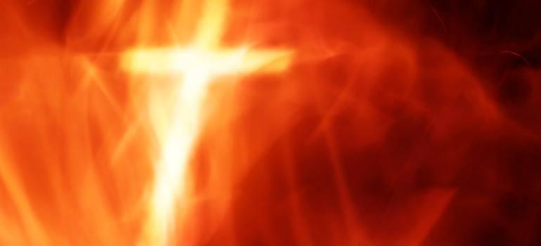 Paginetta per i catechisti: IL FUOCO DI UN CAMINO
