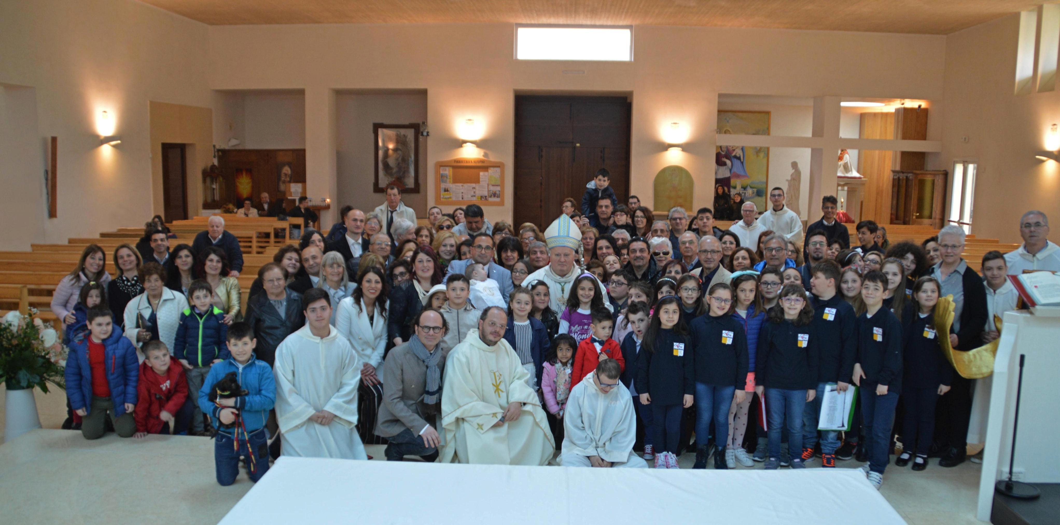 Parrocchia S. Alfonso accoglie La Madonna di Loreto