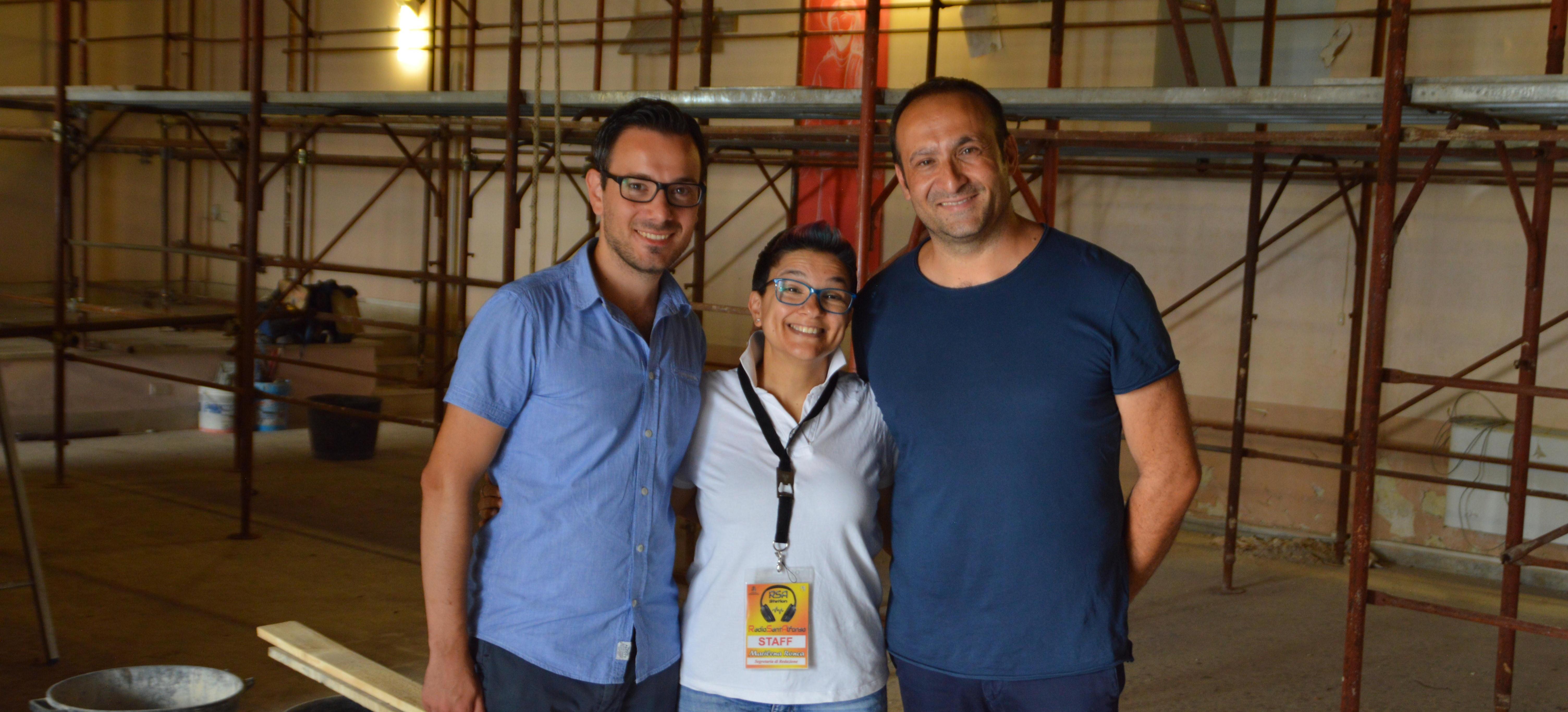 Caritas Diocesana Amalfi – Cava  Iniziano i lavori per l'Emporio della Solidarietà