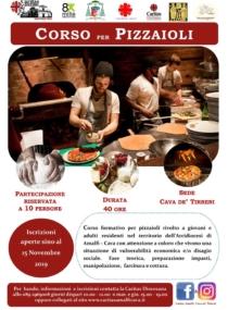 Bando di ammissione al corso professionale per pizzaiolo
