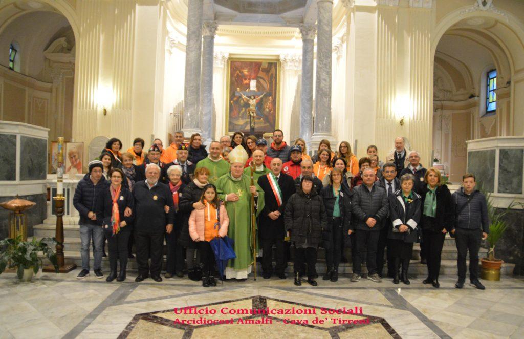 Caritas Diocesana Amalfi – Cava de' Tirreni  «La speranza dei poveri non sarà mai delusa» Giornata Mondiale dei Poveri 2019