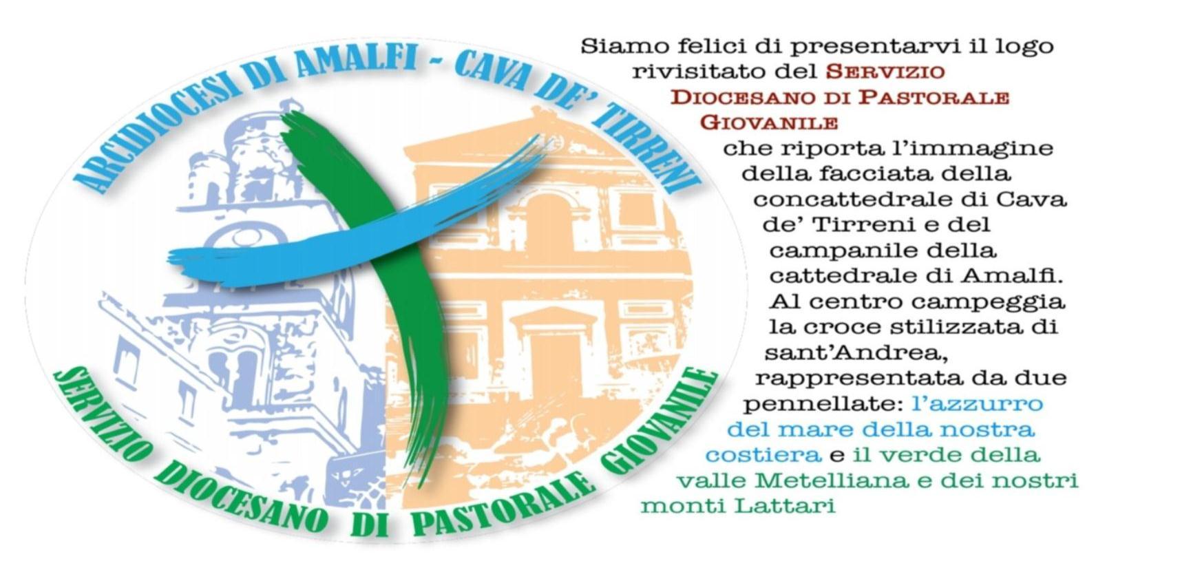 Nuovo logo della Pastorale Giovanile Amalfi – Cava