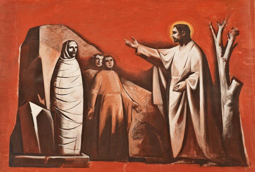 Paginetta per i catechisti: OPLA'! E LA MORTE NON C'E' PIU'!