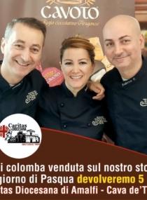 """Caritas Diocesana Amalfi - Cava """"Pasqua Solidale"""""""
