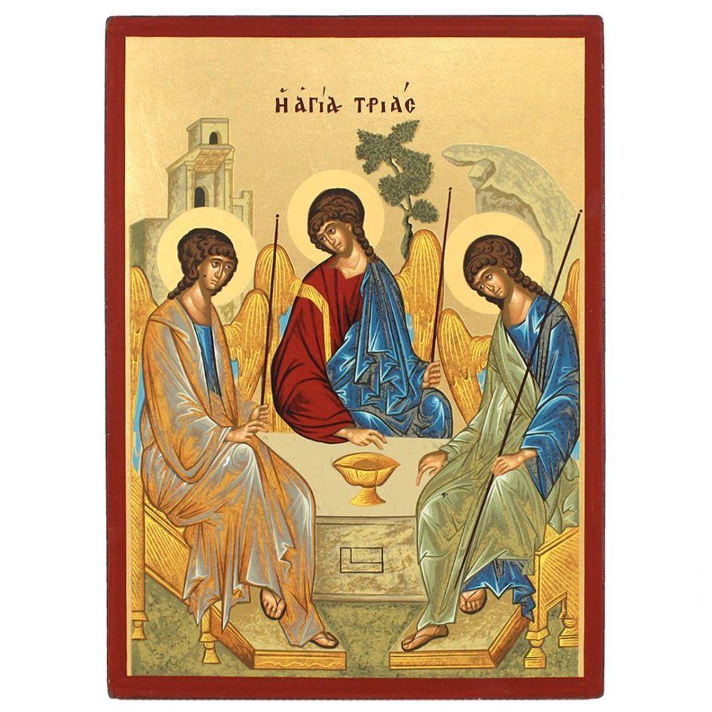 S. Messa nella Solennità della SS. Trinità – 7 giugno 2020