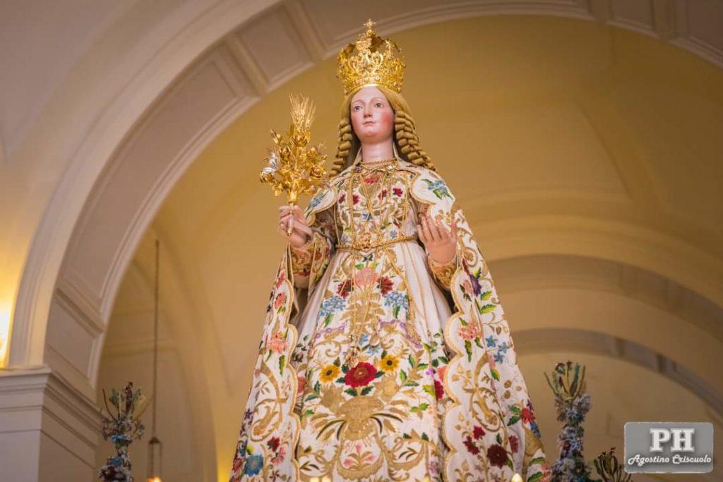Maiori in festa per S. Maria a Mare, Patrona della Città