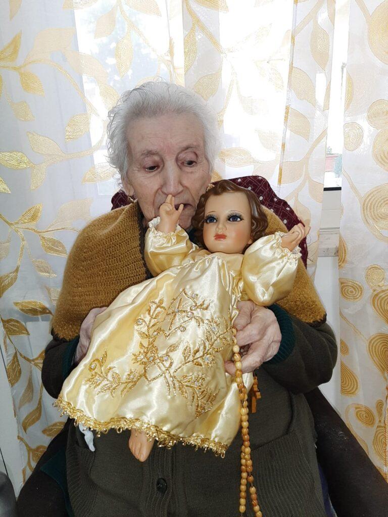 E tornata alla casa del Padre la Sig. Vittoria Tassone  ved. Muller