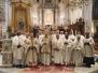 Insediamento del Rev.do Sac. Don Danilo Mansi, nuovo parroco di Santa Maria Assunta in Positano