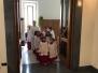 Parrocchia San Felice di Tenna  Pellegrinaggio   a Pompei