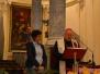 Presentazione alla comunità diocesana di Teresa Carotenuto che inizierà il cammino spirituale nell' Ordo Virginum
