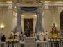 S.Messa in Duomo con l'esposizione della statua di Sant'Adiutore e con la presenza dei gruppi folcloristici della città